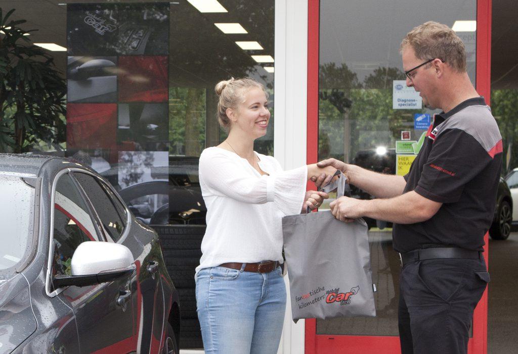 Occasion verkocht bij Autobedrijf Cartech
